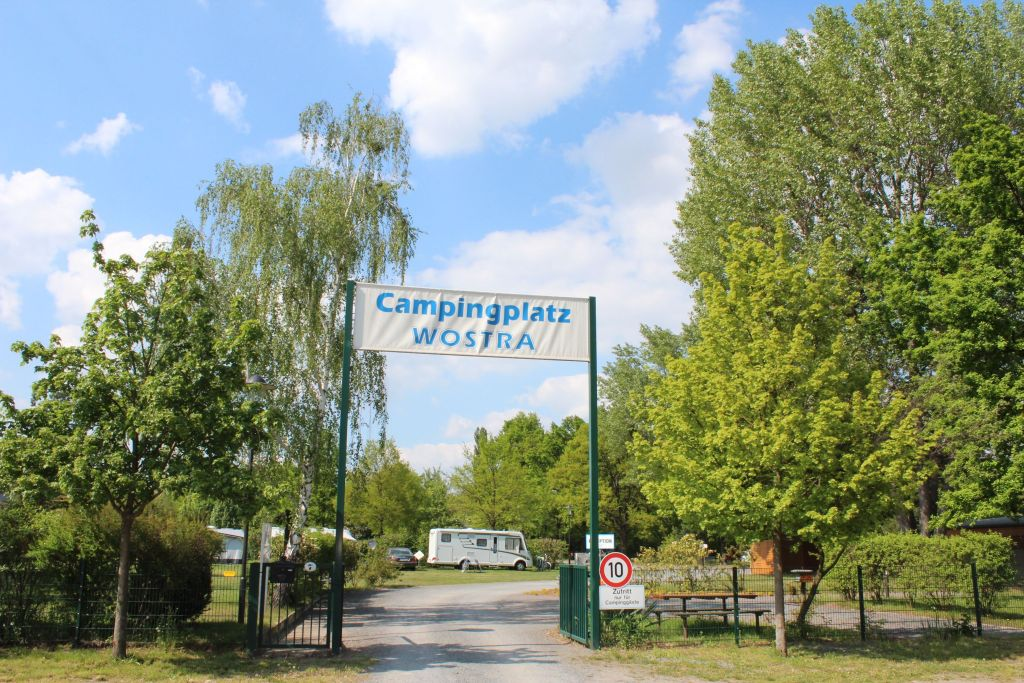 Welcome to Wostra Camping-Site