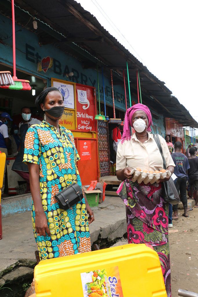 Nutten aus Brazzaville