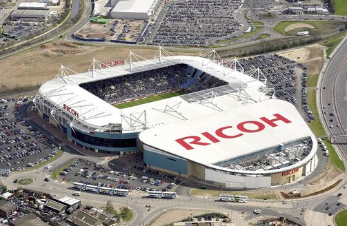 RICOH-Stadion, Foto Arena (Coventry) Ltd.