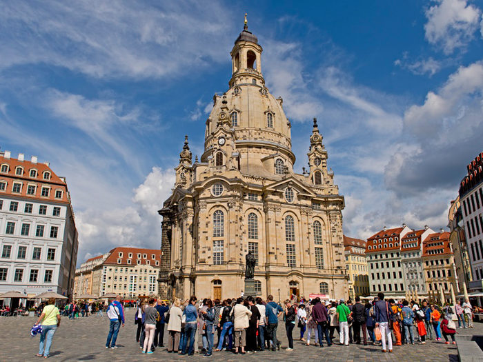Frauenkirche im September 2014