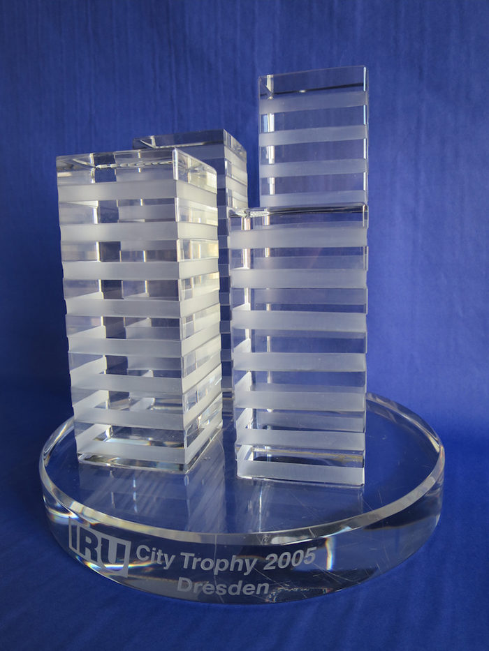 Pokal: IRU City Trophy 2005