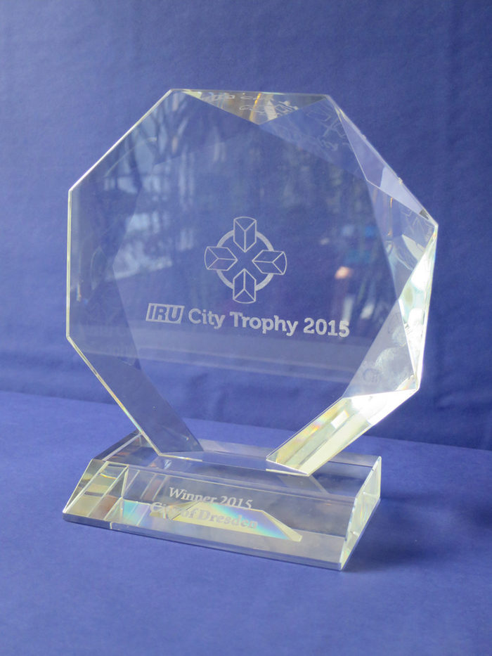 Pokal: IRU City Trophy 2015