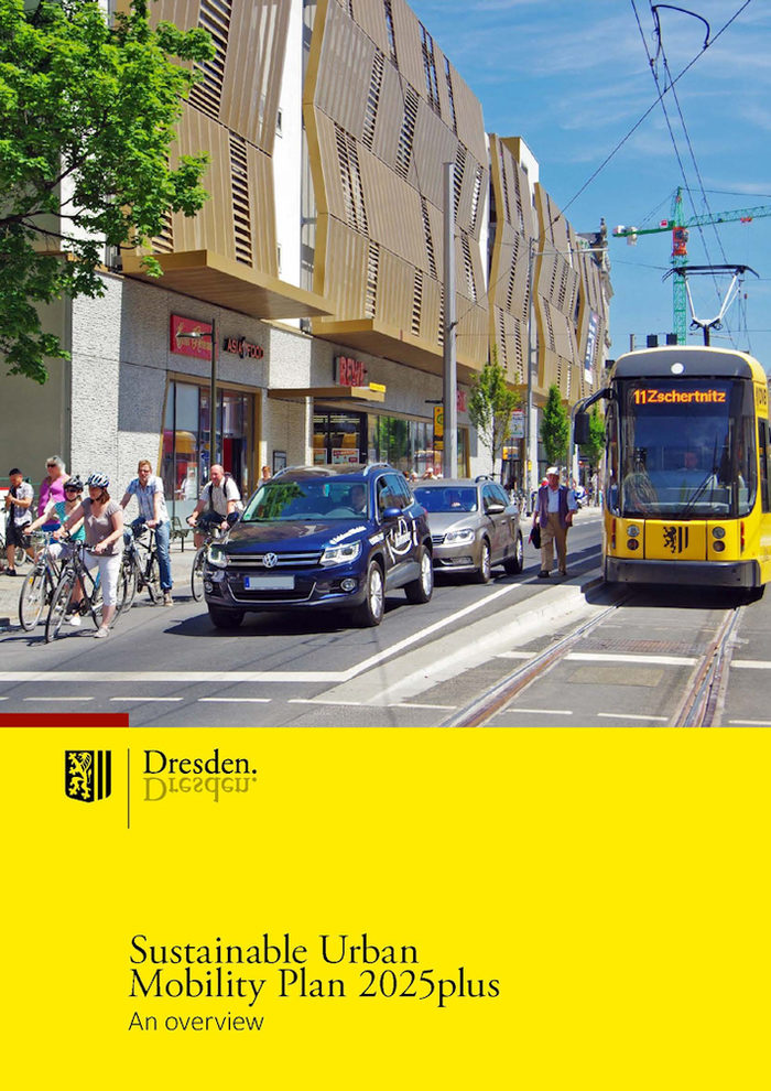 Sustainable Urban Mobility Plan 2025plus. An overview