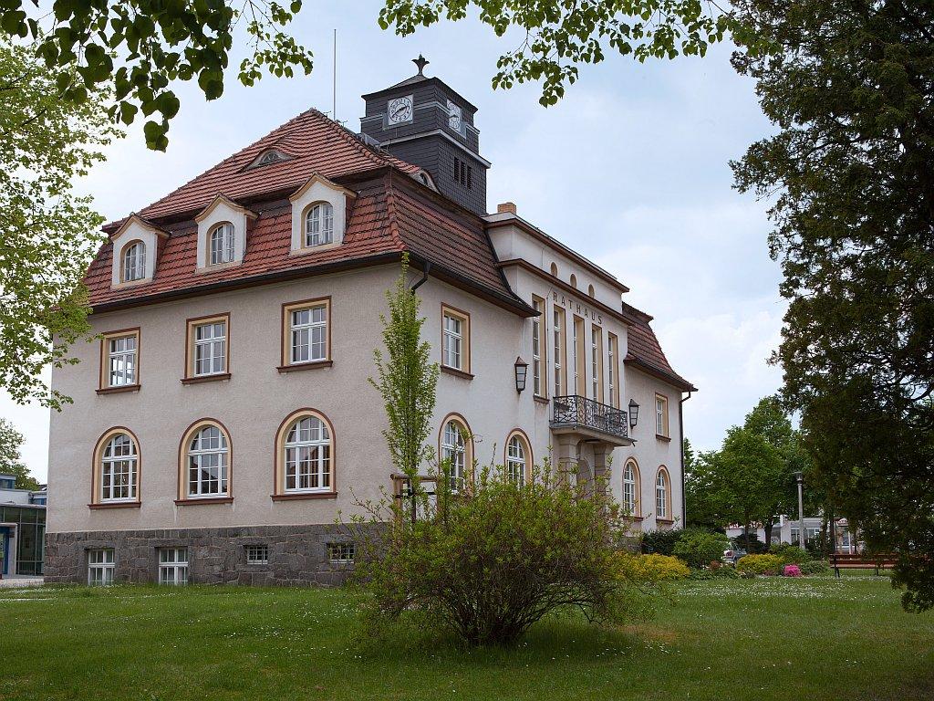 Rathaus Weixdorf