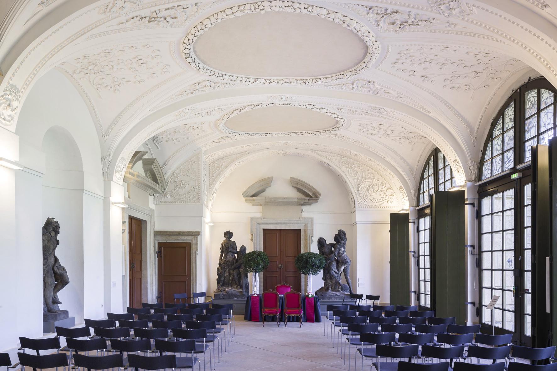 Heiraten Im Palais Des Grossen Gartens Landeshauptstadt Dresden