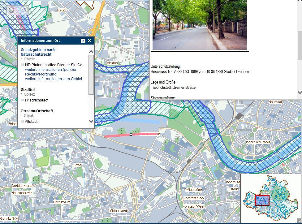dresden interaktive karte Umweltatlas | Landeshauptstadt Dresden