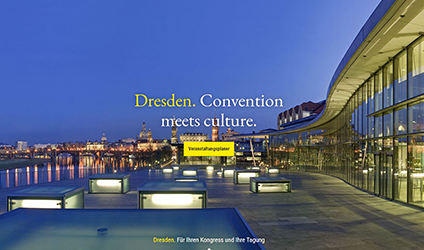 Dresden. Convention meets culture.