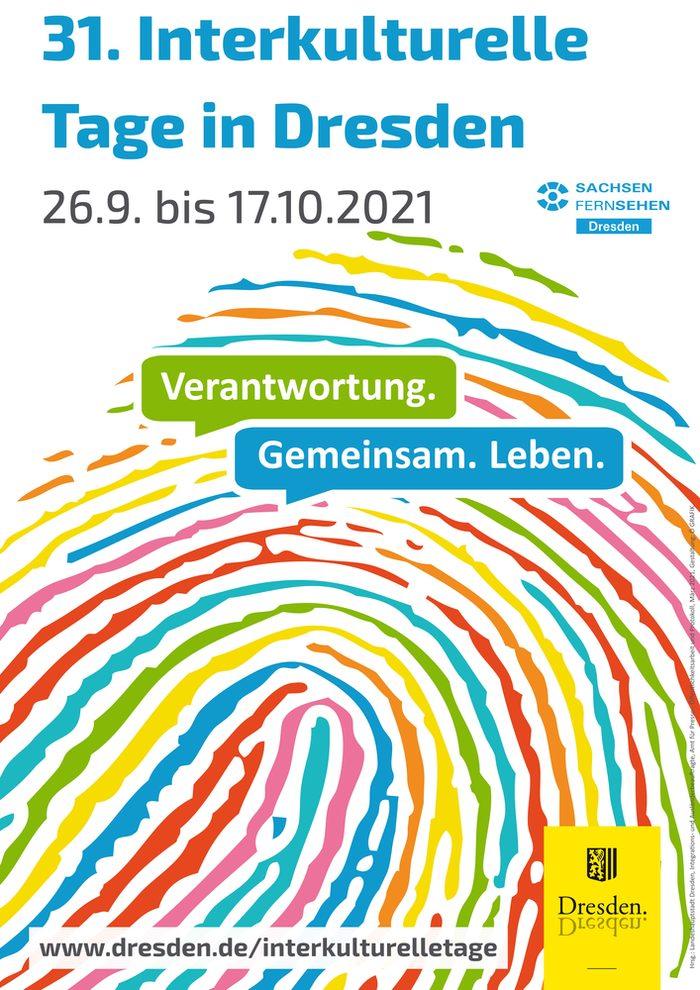 Plakat zu den 31. Interkulturellen Tage