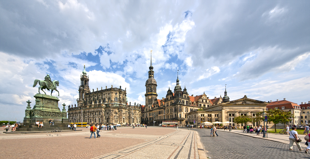 Inner City of Dresden