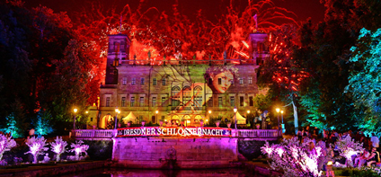 Dresden´s night of the palaces