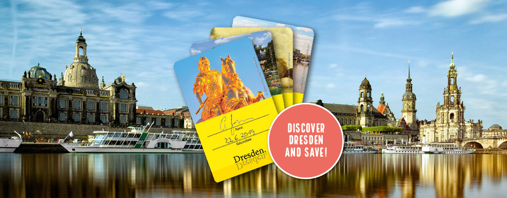 Dresden Welcome Cards 2019