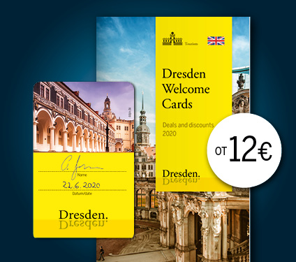 Dresden Welcome Cards 2018