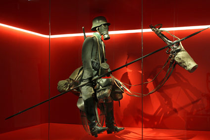 The Bundeswehr Museum of Military History – Ghost rider